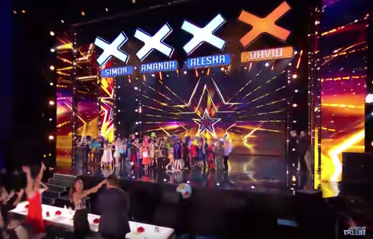 Flakefleet 'Britain's Got Talent' Primary has SWAG! What's yours?